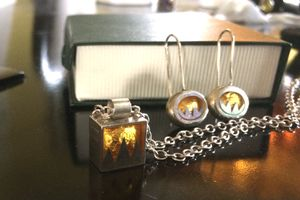 Victoria Varga Necklace and Earrings for Sale in Williamsport, PA