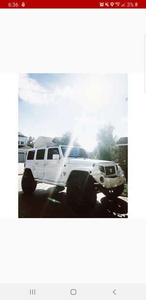 2017 jeep wrangler for Sale in Lithia, FL