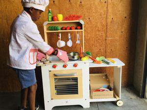 Kids Kitchen & Chef Set for Sale in Fullerton, CA