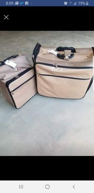 Take a vacation 2-piece luggage for Sale in Gulfport, MS