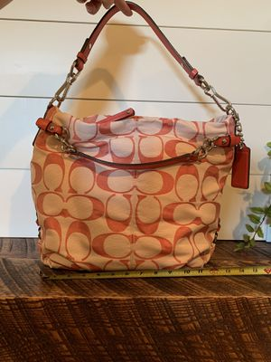 Coach Signature Bag- Large for Sale in Richland, WA