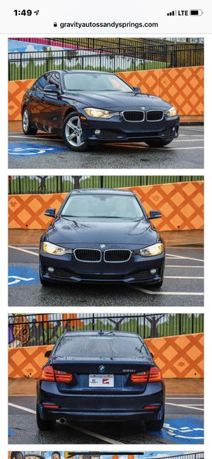 2013 BMW 3 SERIES 320I for Sale in Sandy Springs, GA