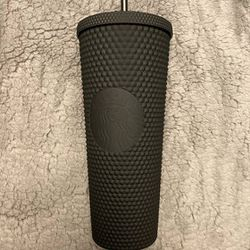 Starbucks Matte Black Studded Tumbler for Sale in Rosemead,  CA