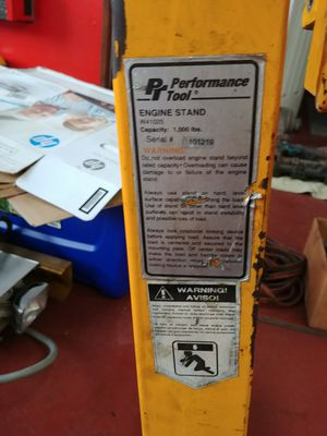 Engine stand for Sale in Gervais, OR