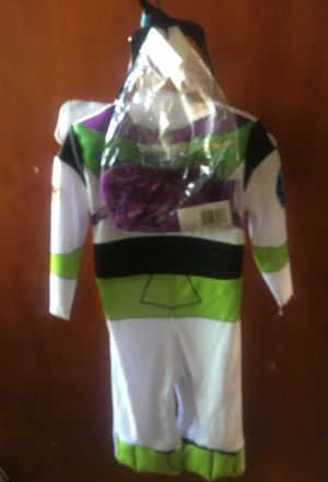 Buzz lighter costume 12 to 18 months for Sale in Fresno, CA