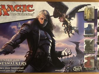 Magic The Gathering: Arena Of The Planeswalker Shadows Over Innistrad Board Game for Sale in Auburn,  WA
