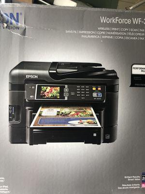 EPSON PRECISIONCORE PRINTER. for Sale in Everett, WA