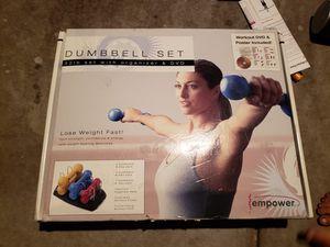 Brand new dumbbell set for Sale in Las Vegas, NV