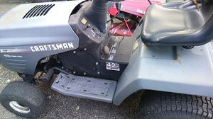 CRAFTSMAN TRACTOR 19hp TURBO COOL 2CIL for Sale in Gurnee, IL