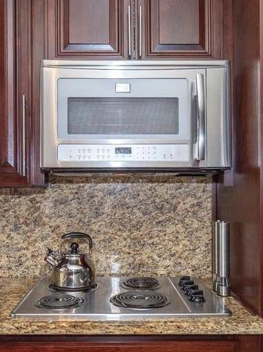 30 in Frigidaire electric cooktop