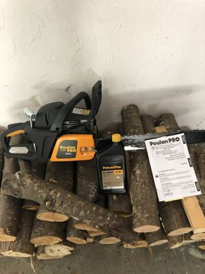 Poulen chainsaw for Sale in Atkinson, NH