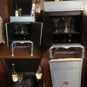 Refurbished music cabinet for Sale in Winthrop, MA