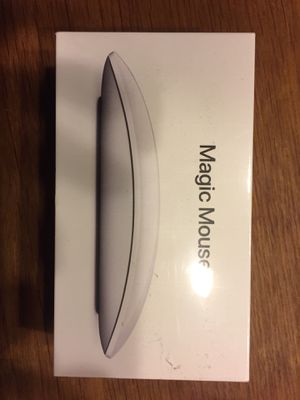 Brand New (Unwrapped Box) Apple Magic Mouse 2 for Sale in San Francisco, CA