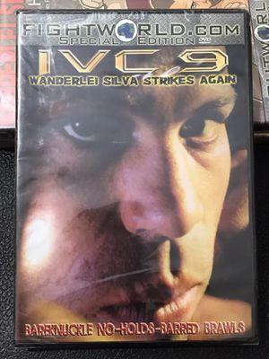 IVC 9 WANDERLEI SILVAS STRIKES AGAIN •WEIGHT • WORKOUT• for Sale in Las Vegas, NV