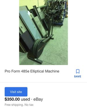 Elliptical for Sale in Puyallup, WA