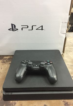 Ps4 slim (500gb) for Sale in Houston, TX