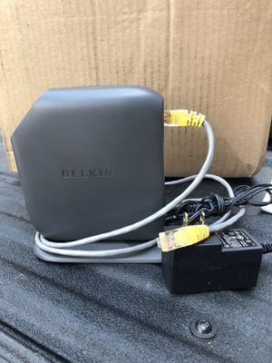 Belkin Wireless Router, model number F7D1301 v1 for Sale in Glenshaw, PA