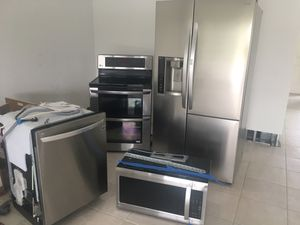 LG kitchen appliance package for Sale in Boca Raton, FL