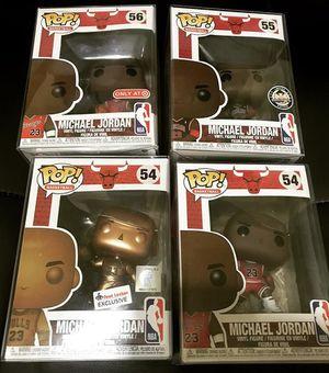Michael Jordan Pop ( complete set) for Sale in Irwindale, CA