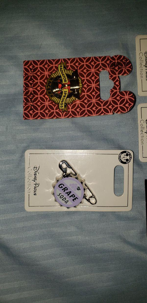 Disney Collector Pins (price varies)