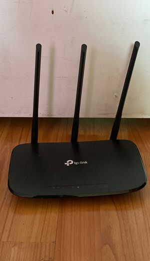 Tp link router N450 for Sale in Brooklyn, NY