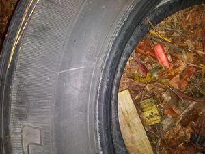 Bf goodrich 275/80/22.5 load rangeH tire for Sale in Dallas, GA