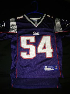Teddy Bruschi children's size patriots jersey for Sale in Tolleson, AZ