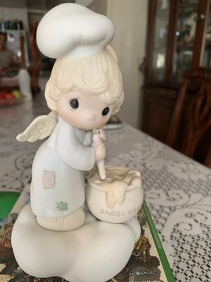Taste and see that the lord is good precious moments figure for Sale in Anaheim, CA