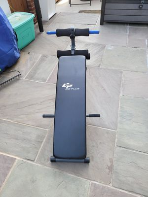 Workout bench for Sale in Frederick, MD