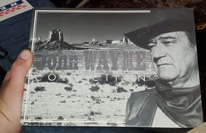 John Wayne Collection (1994) -- 10-VHS sealed complete set for Sale in Nanticoke, PA