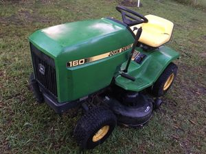 John Deere tractor mower for Sale in Houston, TX
