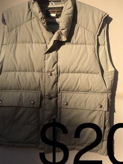 Eddie Bauer Goosedown vest. Size Large. Only $20 for Sale in Phoenix,  AZ