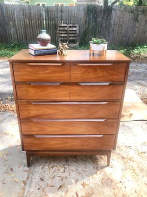 Mid Century Modern Highboy / Dresser for Sale in Tampa, FL