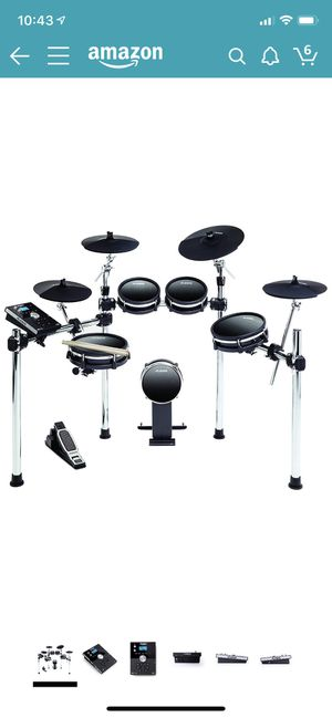 Alesis Electric Drum Set for Sale in West New York, NJ