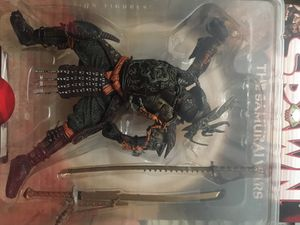 SPAWN ACTION FIGURE A RARE TOY TRYING TO GET IT SOLD BY THE END OF 2018 for Sale in Charlotte, NC