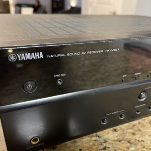 Yamaha RX-567 A/V Receiver for Sale in Deptford Township, NJ
