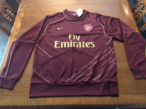 Nike Arsenal jersey (LARGE) for Sale in Lutz, FL