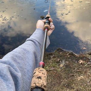 Custom Built Rain shadow Fishing Rod for Sale in Hammonton, NJ