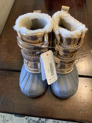 Little girl boots -snow for Sale in Castro Valley, CA
