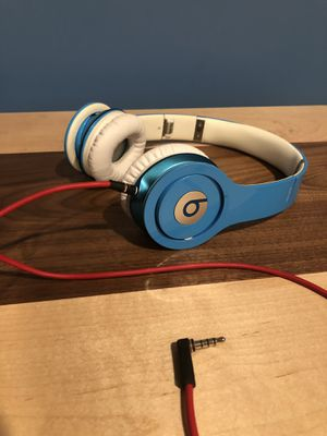 Beats headphones (Solo HD) for Sale in Draper, UT