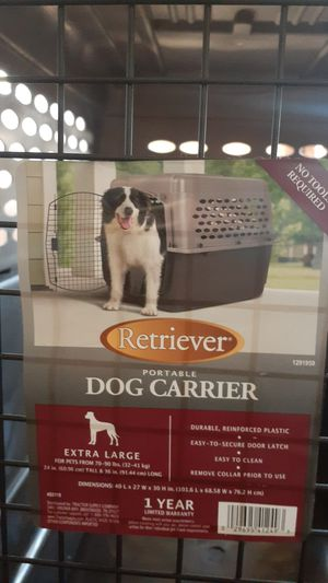 Brand new dog crate for Sale in Morongo Valley, CA