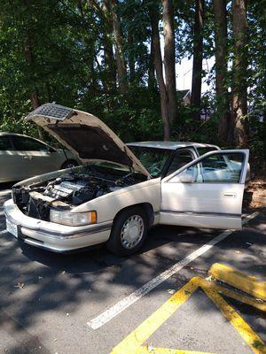 96 Cadillac sedan DeVille for Sale in Wheaton, MD