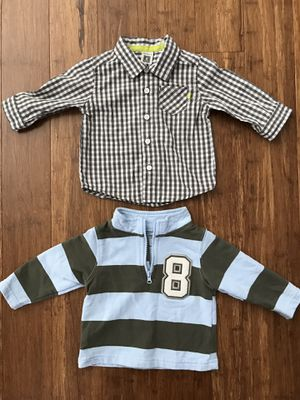 6 months boys baby clothes for Sale in Oregon City, OR