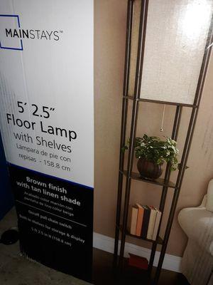 Lamp shelf still in box for Sale in Danville, WV
