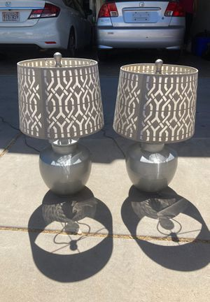 Two lamps for Sale in Avondale, AZ