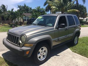 2007 JEEP LIBERTY for Sale in LAKE CLARKE, FL