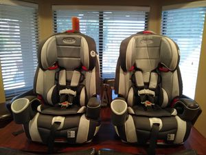 GRACO 3 IN 1 CAR SEATS - LIKE NEW - PERFECT CONDITION for Sale in Phoenix, AZ