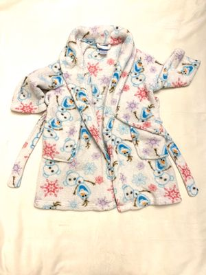 Disney Frozen Olaf Bath Robe for Sale in Fontana, CA