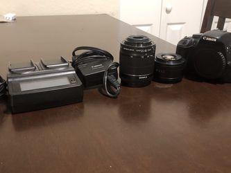 Canon T2i Bundle for Sale in Virginia Beach,  VA