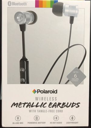 Polaroid Wireless Earbuds for Sale in Port St. Lucie, FL